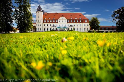 Schloss Hotel Fleesensee Gohren Lebbin Mecklenburg Vorpommern Deutschland