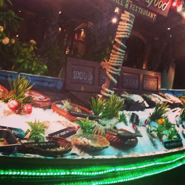 Sea Thai Food At Ballus
