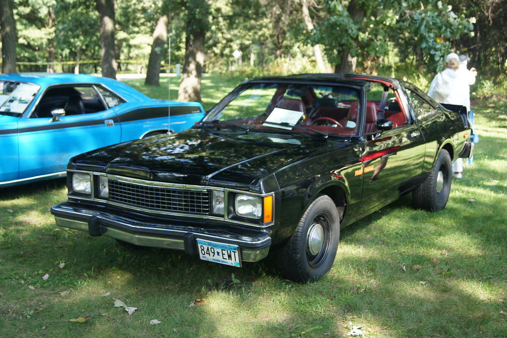 1980 Plymouth Volare Roadrunner 47th Annual Twin Cities Co Flickr
