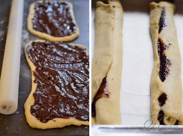 brioche arrotolata cioccolato e nocciole3