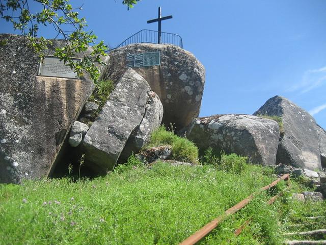 Mirador Castelo de Lobeira en Vilagarcía de Arousa