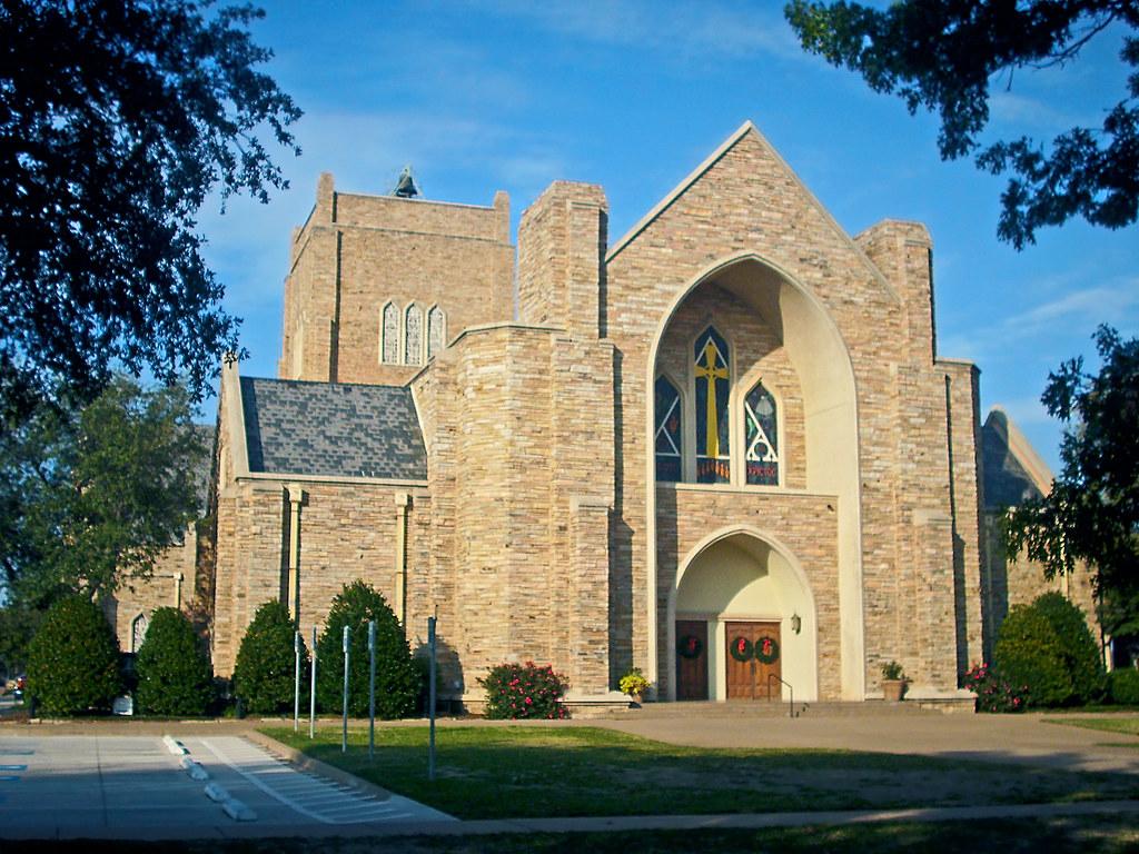 Sanctuary Building St Stephen Presbyterian Church Ft W