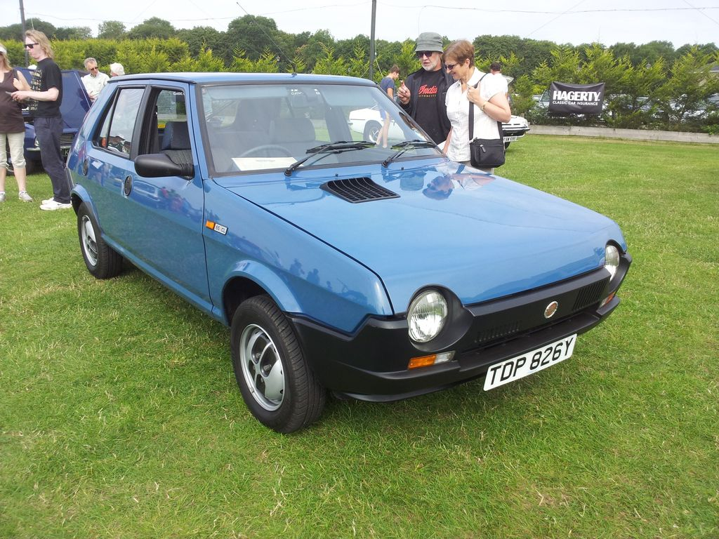 1982 Fiat Strada 65cl This Must Be Rarer Than Hen S