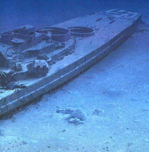 German Battleship Bismarck Wrecks 6 Milut1971 Flickr