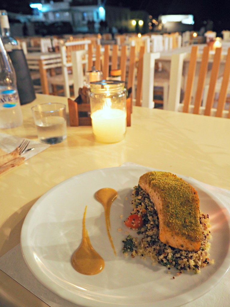 NIce n Easy mykonos review gluten free