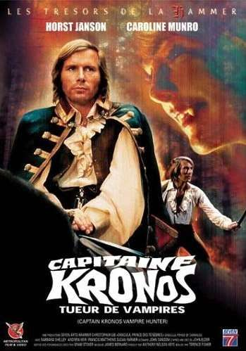 Captain Kronos - Vampire Hunter - Poster 2
