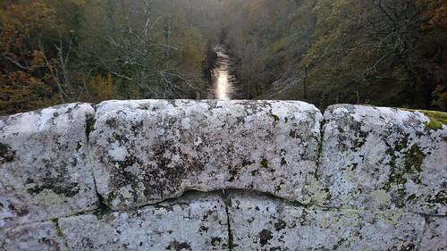 Río Deza desde Ponte Taboada