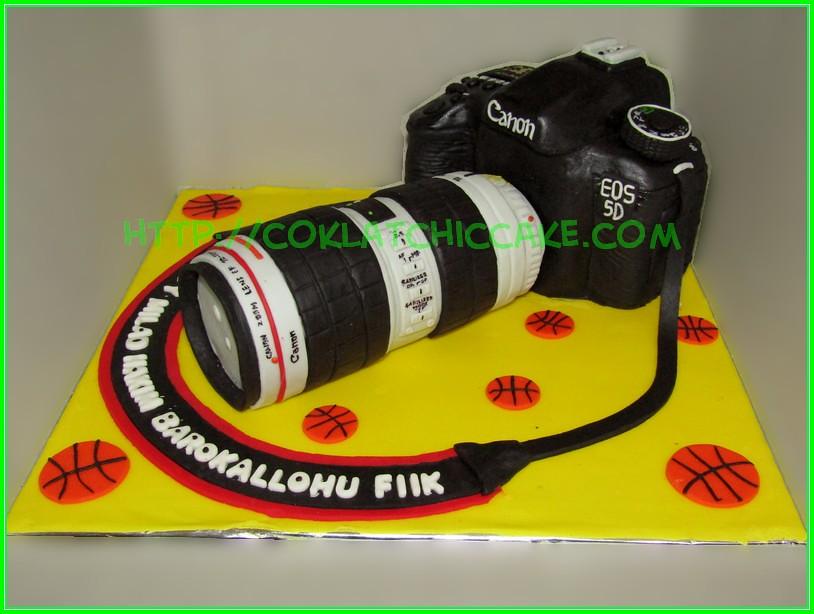 Cake Camera Canon