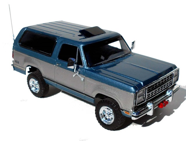 How To Build The 1980 Dodge Ramcharger 1 24 Scale Revell