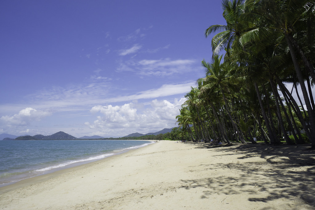 Palm Cove Beach - Cairns   Hi everyone happy hump day to ...