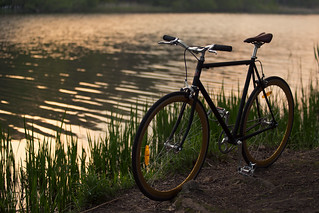 Bicycle by the Water | by rmlgonzales