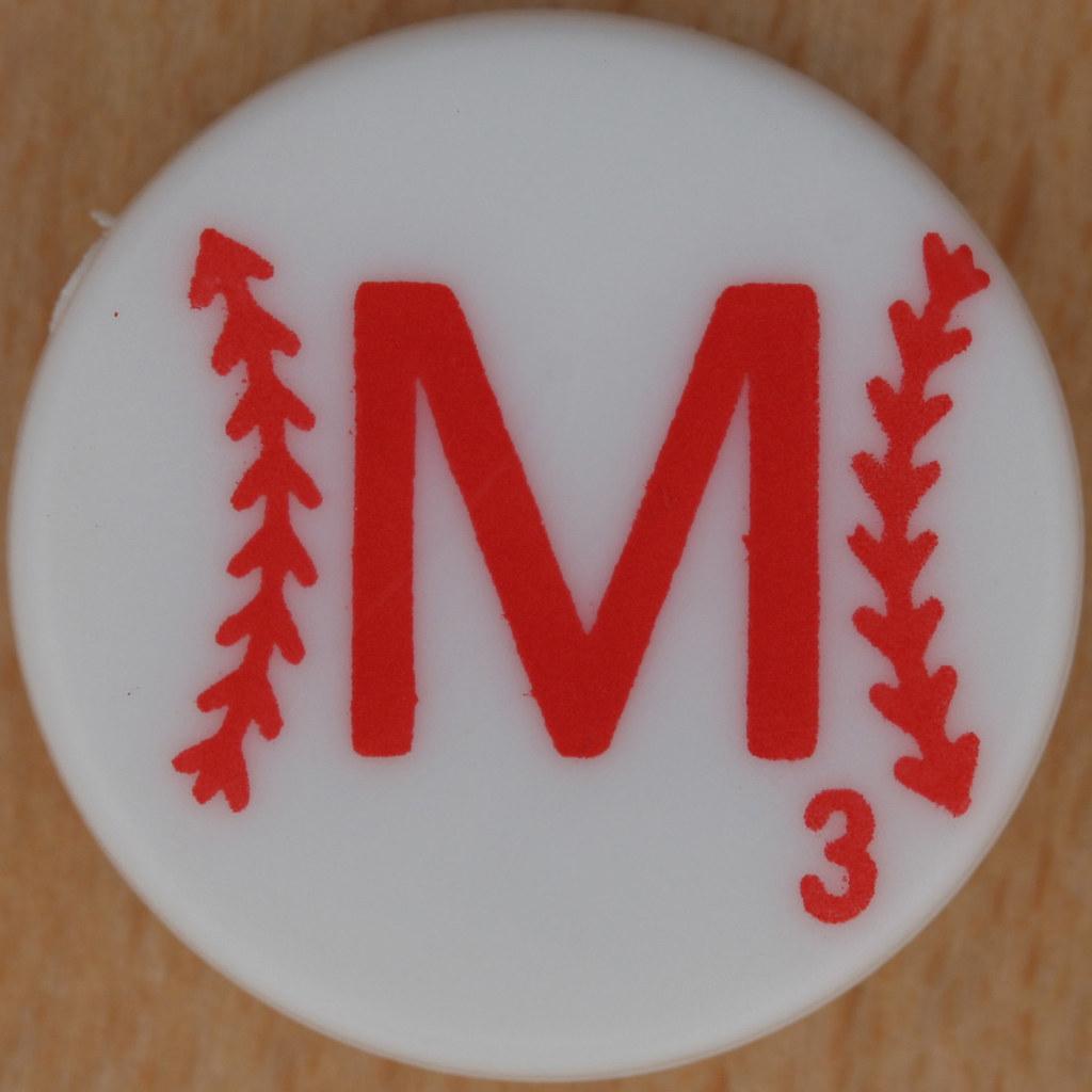 Letter Baseball Terms