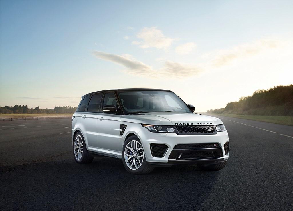 Jaguar Land Rover Makes Global Auto Show Debut Of Range Ro