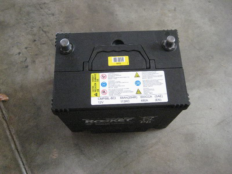 Hyundai Accent Car Battery
