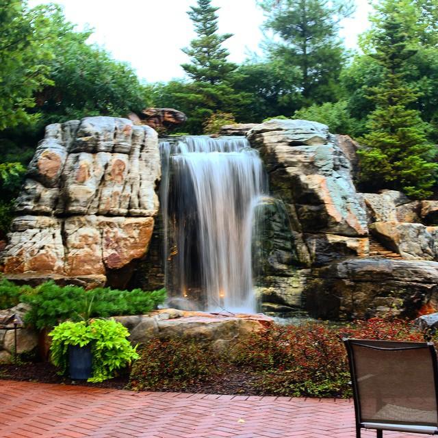 Aqualand Extreme Pond Build Waterfall