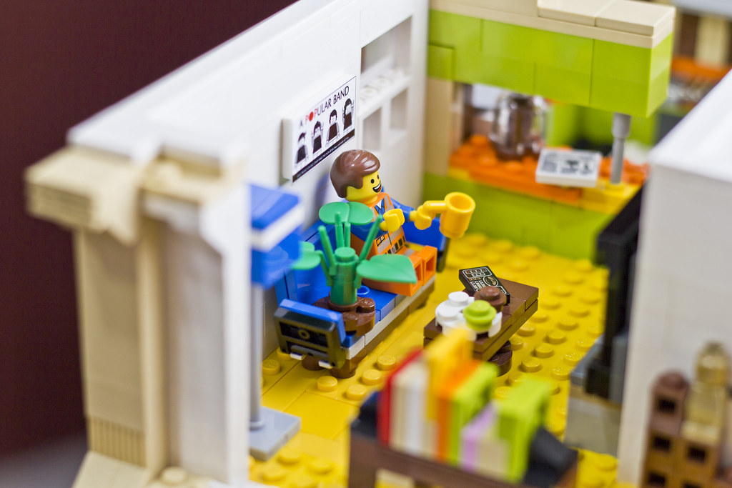 The LEGO Movie Emmets Apartment If You Like This