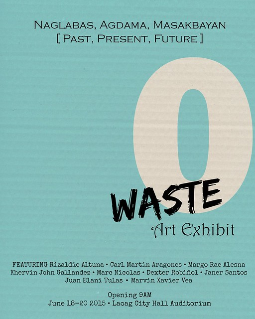 Zero Waste Art Exhibit Artists