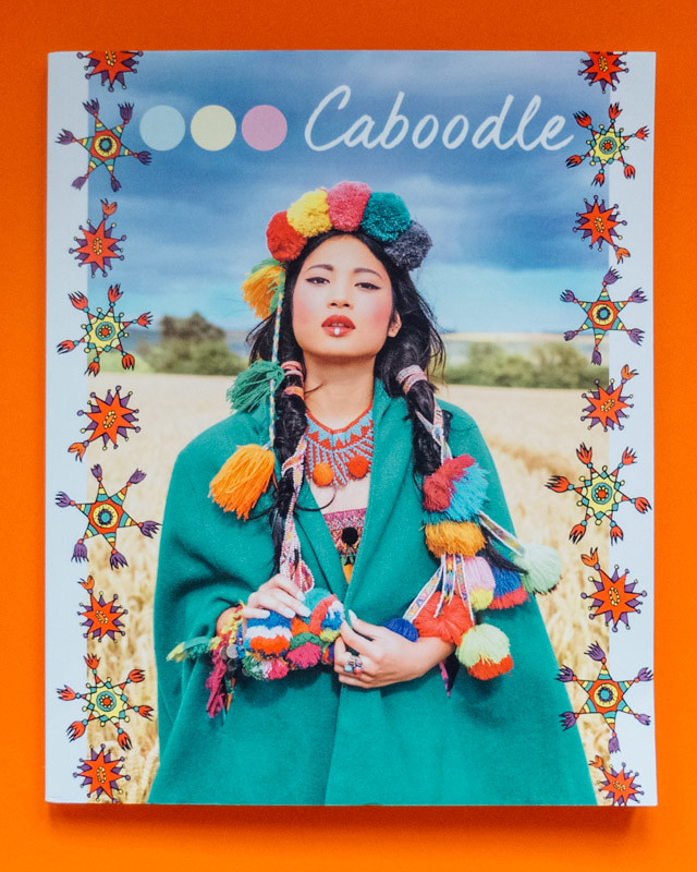 caboodle magazine front cover