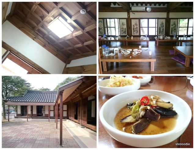 Traditional Food Experience Hall