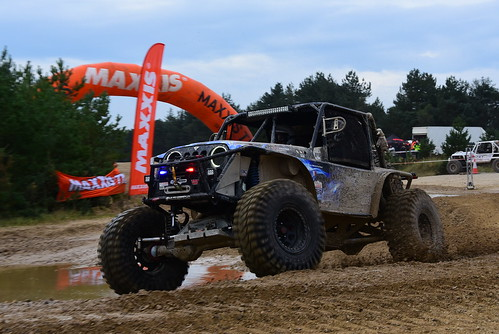 Neville Ciantar - Malcolm Gauci, King of Britain, Ultra4 Europe 2016