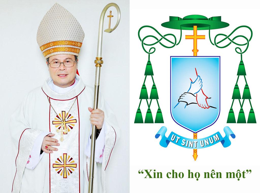 Đức Cha Giuse Nguyễn Chí Linh: Tân Tổng Giám Mục Tổng Giáo Phận Huế