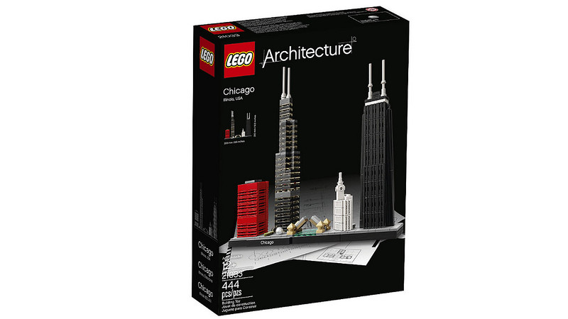 LEGO Architecture 2017 - Chicago (21033)
