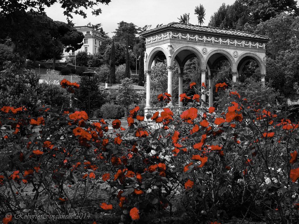 Giardino dell 39 orticoltura firenze loggetta ottocentesca - Giardino dell orticoltura firenze ...