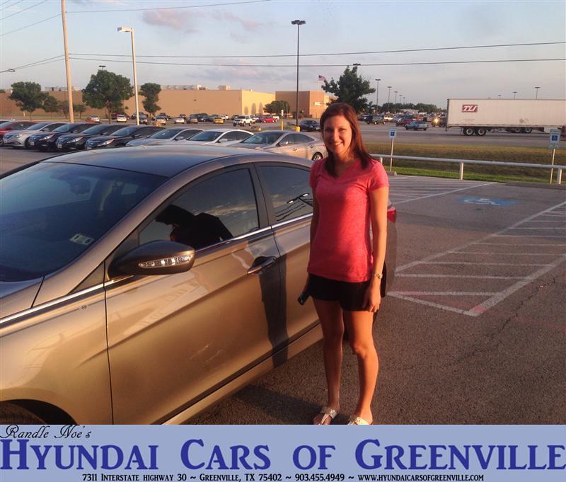 Hyundai Greenville Sc: Congratulations To Kensey Smith On Your #Hyundai #Sonata P