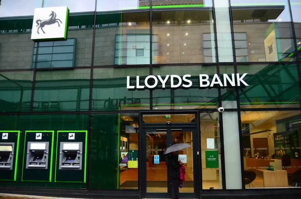 Lloyd S Tsb Bank Ringing You