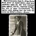 1st June 1960 - Death of Paula Wolf (sister of Adolf Hitler)