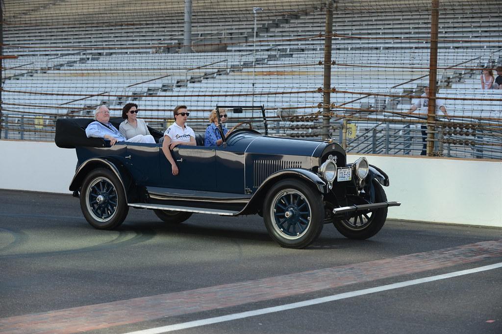 Best Indiana Built Car 1919 Cole Motor Car 7 Passenger V8