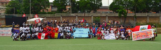 Squadre @XIV mondialito antirazzista Assata Shakur