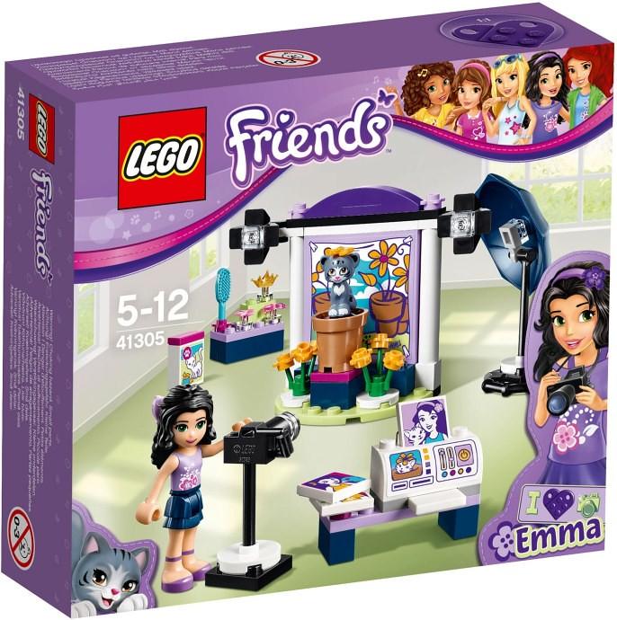 LEGO Friends 2017 - Emma's Photo Studio (41305)