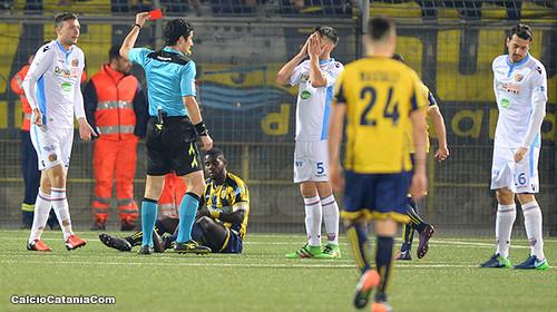Juve Stabia-Catania 4-0: Smascherati$