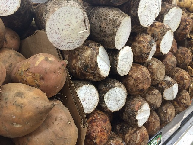 Puerto Rico. Productos locales