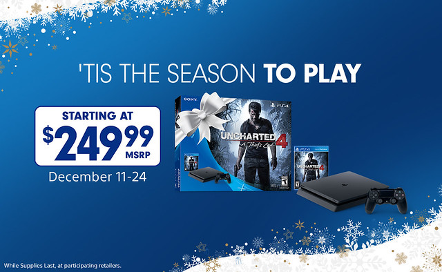 PS4 Holiday Bundle