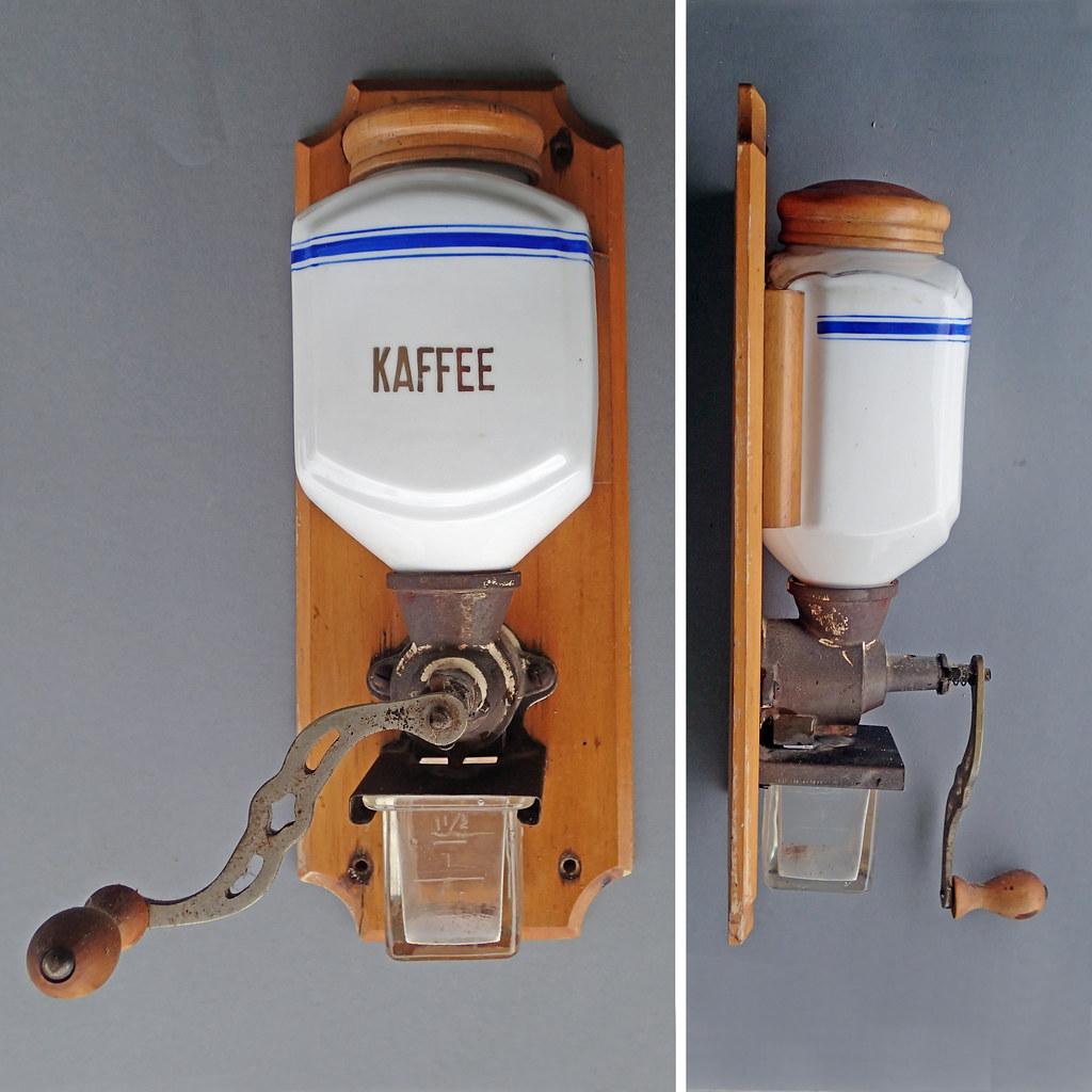 Wall Mounted Grinder ~ Wall mounted coffee grinder leinbrock werke ag