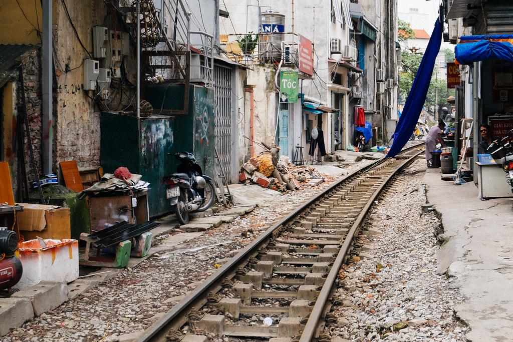 Back Alley Train Track Website Twitter Facebook