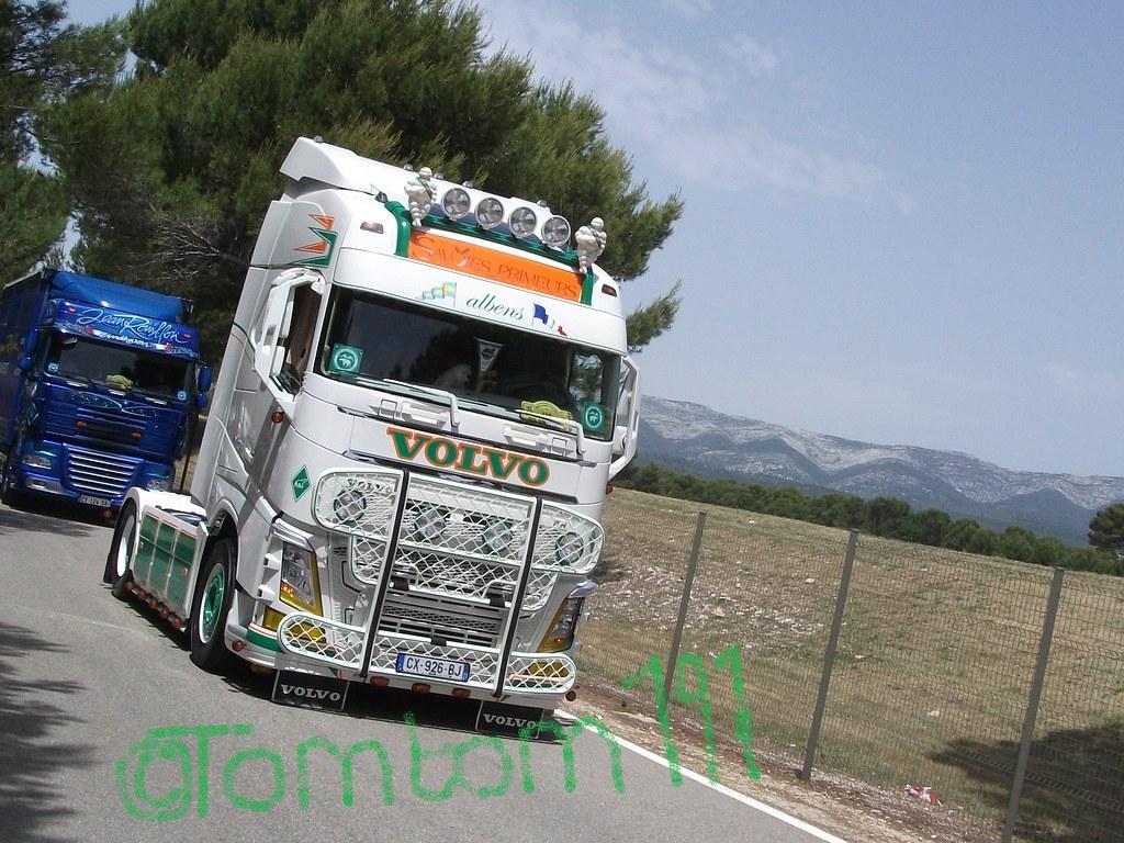 Volvo Fh4 Savoie Primeurs Tomtom191 Flickr