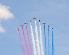 Magna Carta 800 Celebrations - The Red Arrows