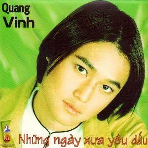 Quang Vinh – Những Ngày Xưa Yêu Dấu – 2001 – iTunes AAC M4A – Album