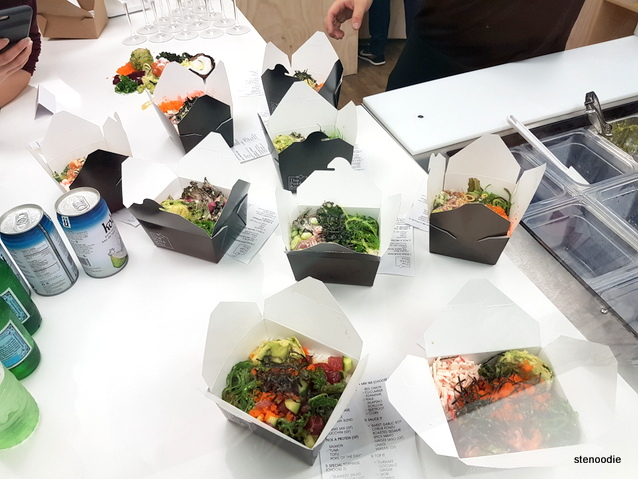 custom made poke box