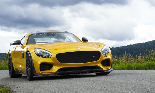 DIME Racing Edition AMG GT-1