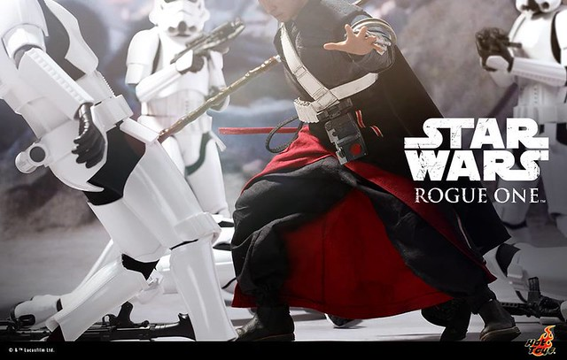 Donnie Rogue One Hot Toys tease