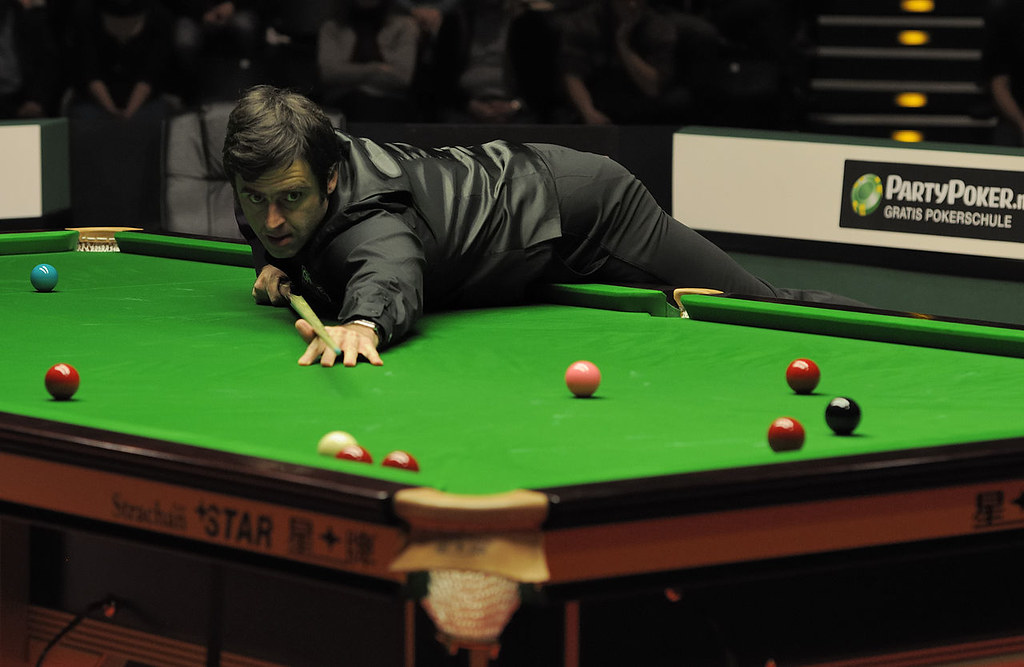 Ronnie O'Sullivan | by theglobalpanorama