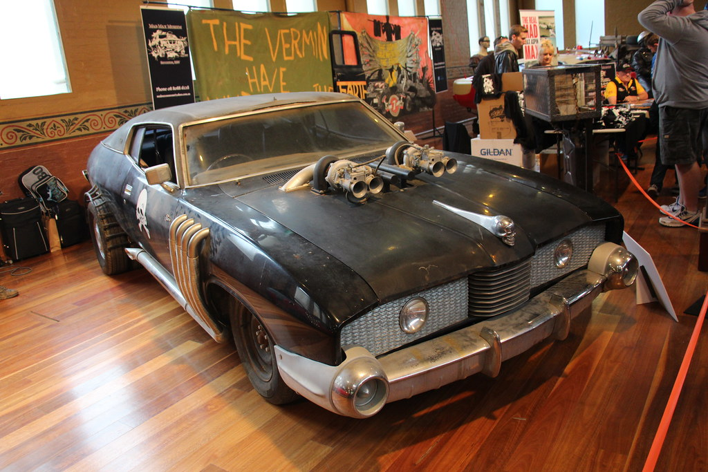 1974 Mad Max Ford Landau The Landaus Were Built From