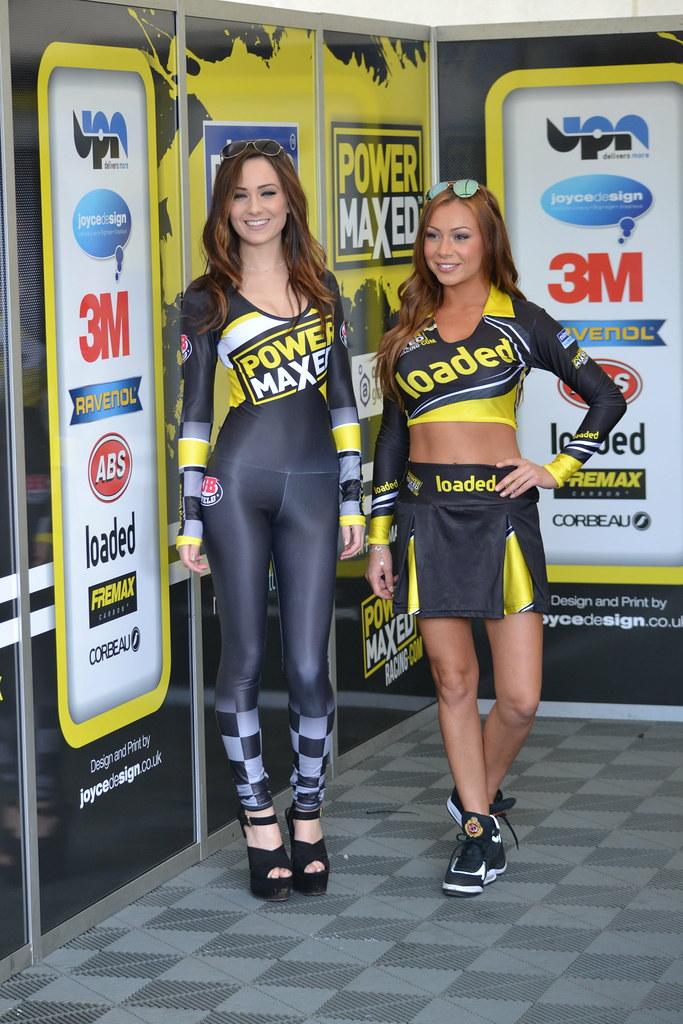 Power Maxed PR Girls | jambox998 | Flickr