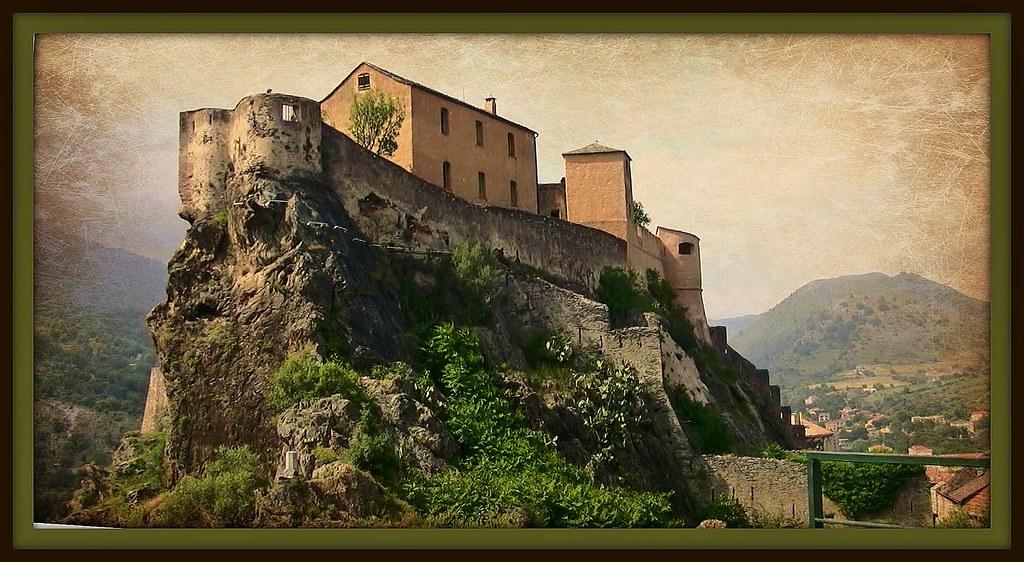 Korsika, Corte, Die Zitadelle (serie), 11424/3877