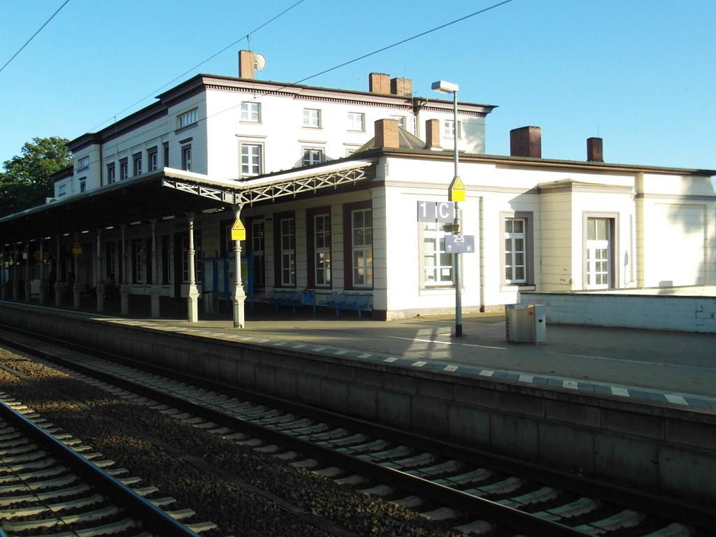 Ludwigslust Bahnhof
