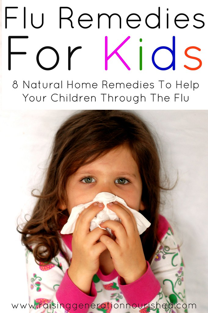 Natural Flu Remedies For Kids